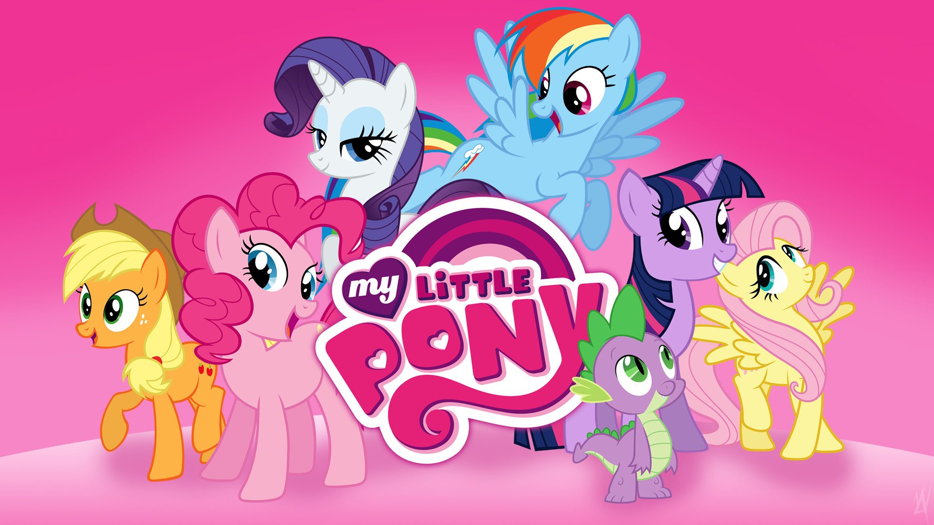 1920x1080 My Little Pony Background Images)