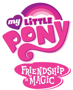 245x300 My Little Pony Friendship Is Magic Logo Vector (.svg) Free Download