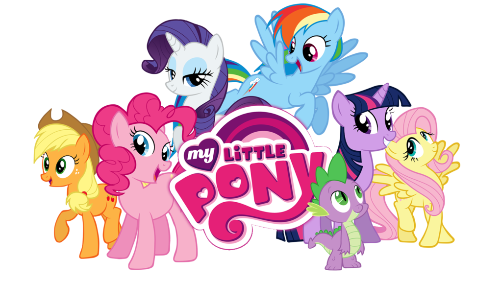 1024x576 Collection Of Free Pony Vector Cartoon. Download On Ubisafe