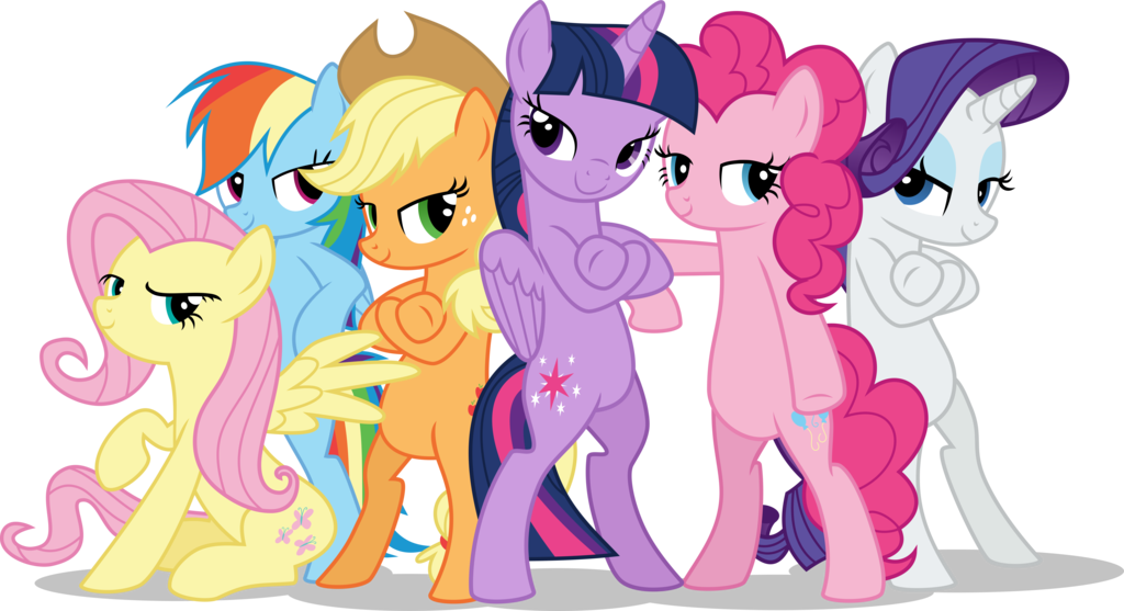 1024x557 The Fresh Princess Of Friendship Vector By Limedazzle My Little