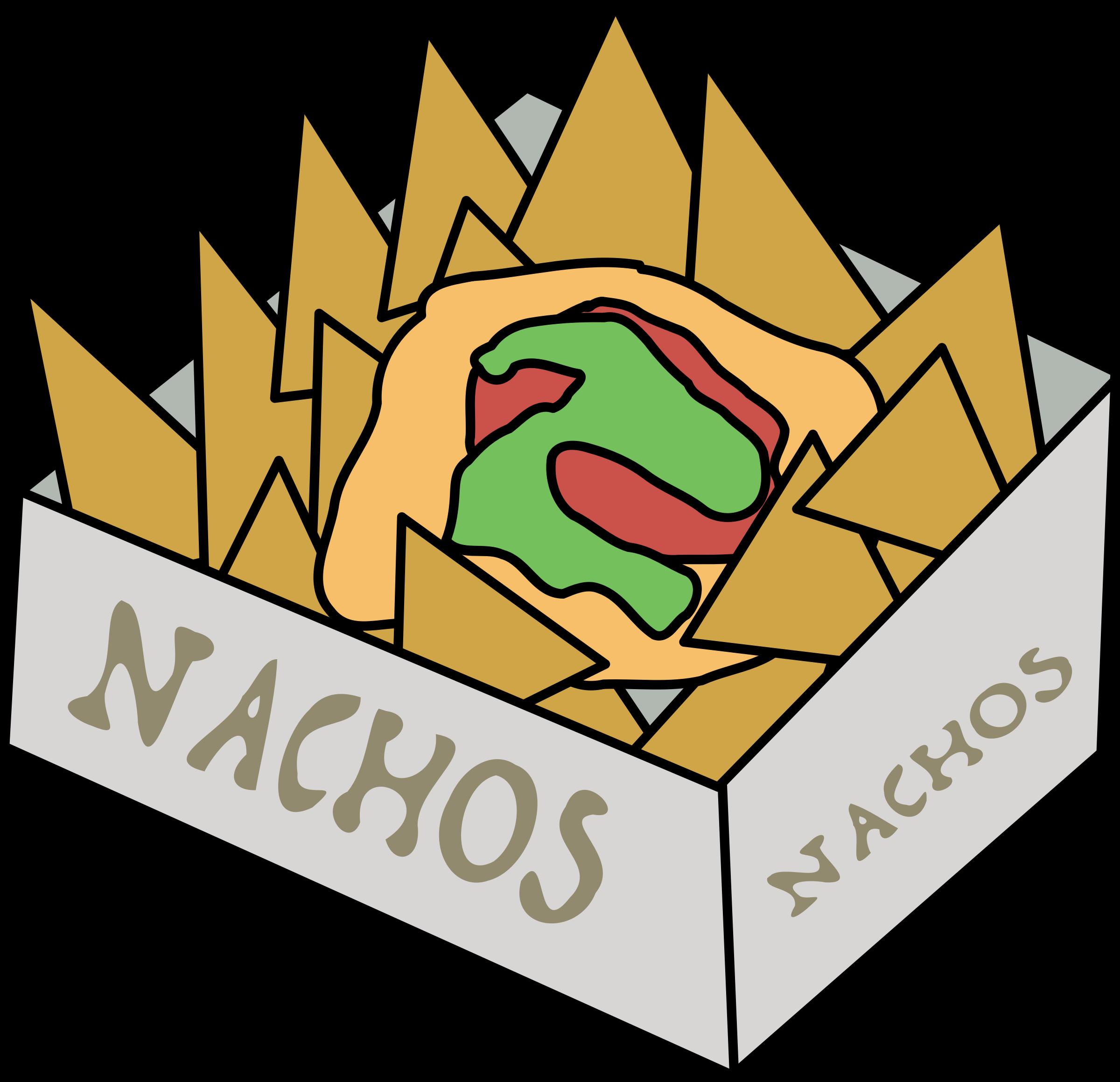 Nachos Vector