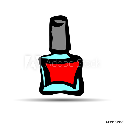 500x500 Nail, Polish, Vector, Fashion, Care, Makeup, Manicure