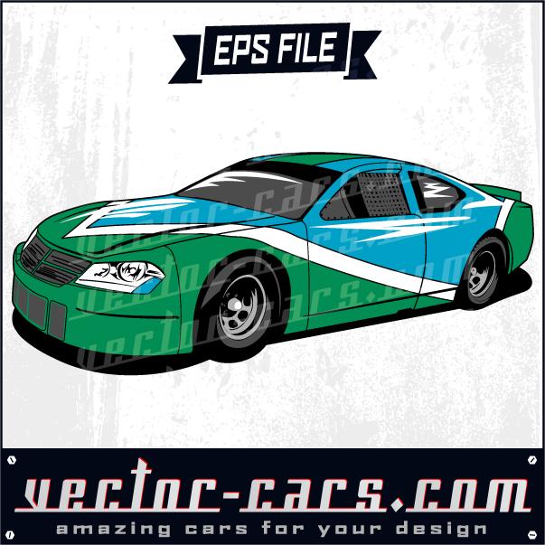 603x603 Dodge Nascar Race Car