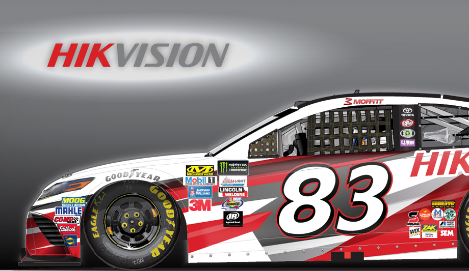 920x533 Hikvision Usa And Vector Security Sponsor Brett Moffit In Apache