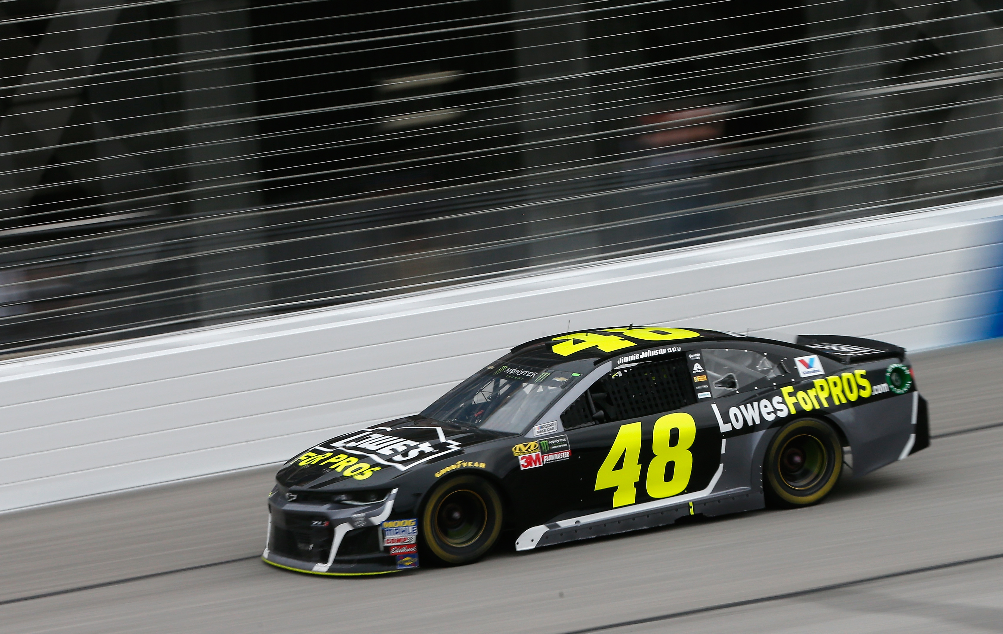 3379x2137 No. 48 Team To Have New Primary Sponsor In 2019 Hendrick Motorsports