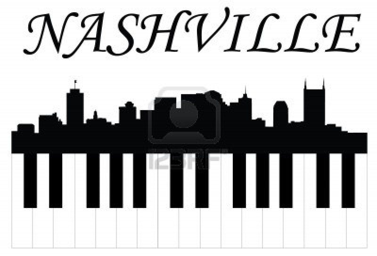 Nashville Skyline Vector