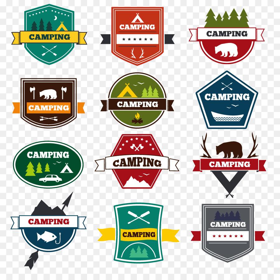900x900 Logo Camping Outdoor Recreation National Park