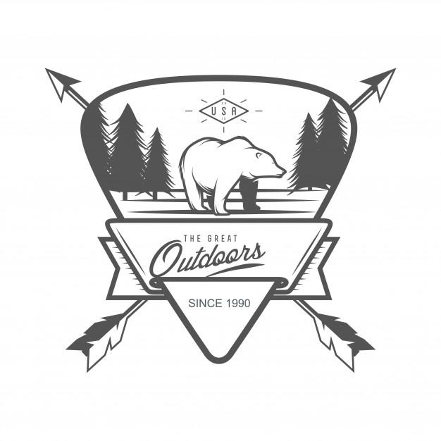 626x626 Natural Park Logo Vector Premium Download