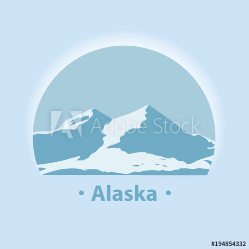 500x500 Alaska National Park.symbol Of The Wild Nature Of The United