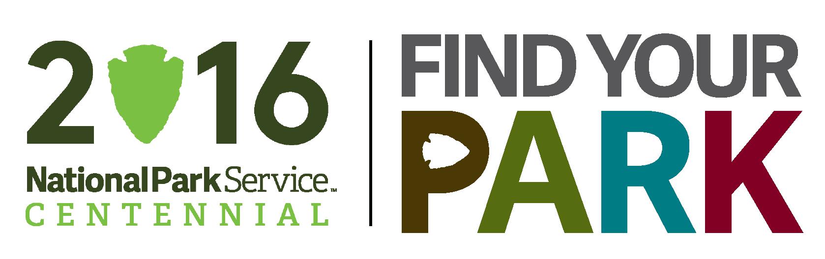 1678x528 Centennial Logo W Find Your Park Logo Mwmo