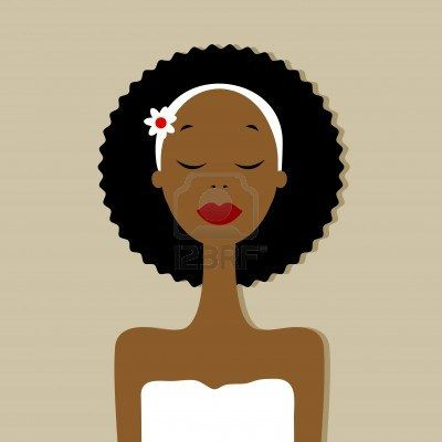 400x400 Natural Hair Stock Illustrations, Cliparts And Royalty Free