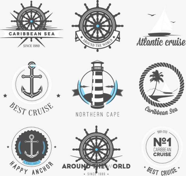 Nautical Flags Vector