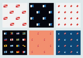 285x200 Nautical Flags Free Vector Graphic Art Free Download (Found 3,785