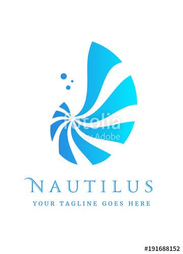 360x500 Nautilus Logo Copy Stock Image And Royalty Free Vector Files On