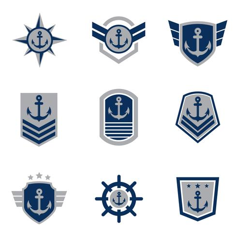 490x490 Free Navy Seal Vector Collection