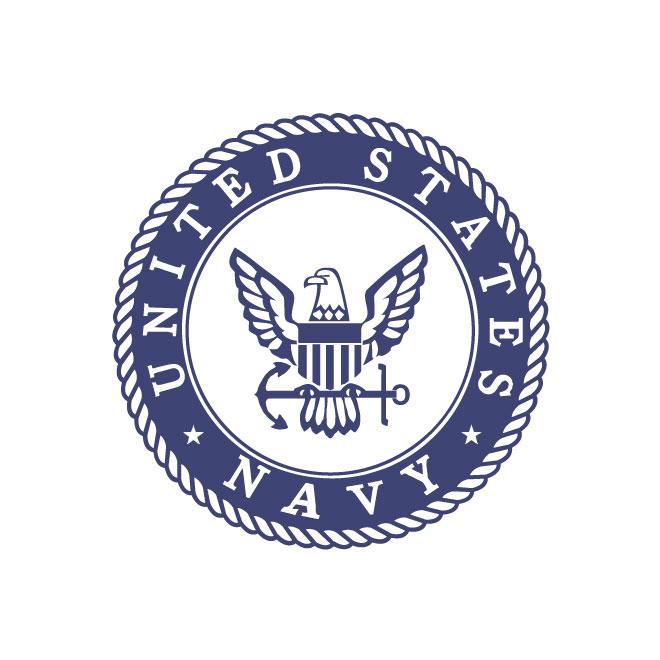 660x660 Vector Emblem Of American Navy