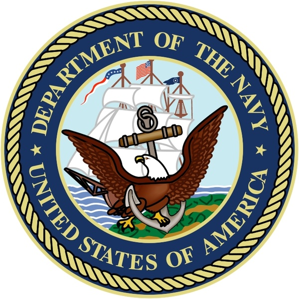 600x600 Department Of The Navy Free Vector In Encapsulated Postscript Eps