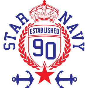 300x300 Star Navy Logo, Vector Logo Of Star Navy Brand Free Download (Eps