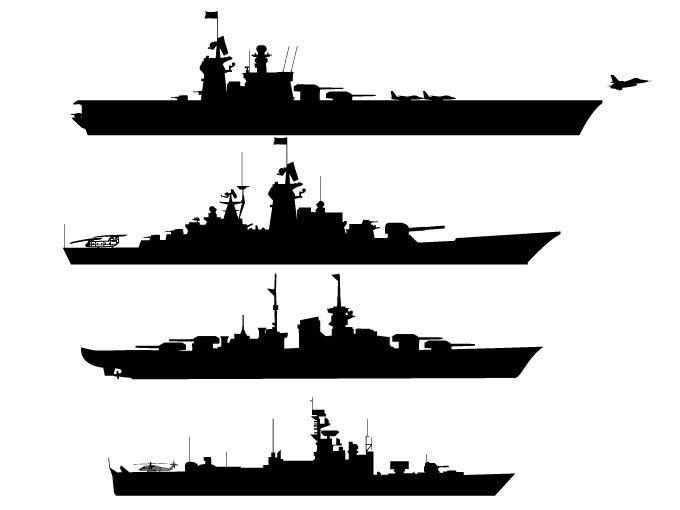 680x510 15 Battleship Clipart Vector For Free Download On Mbtskoudsalg