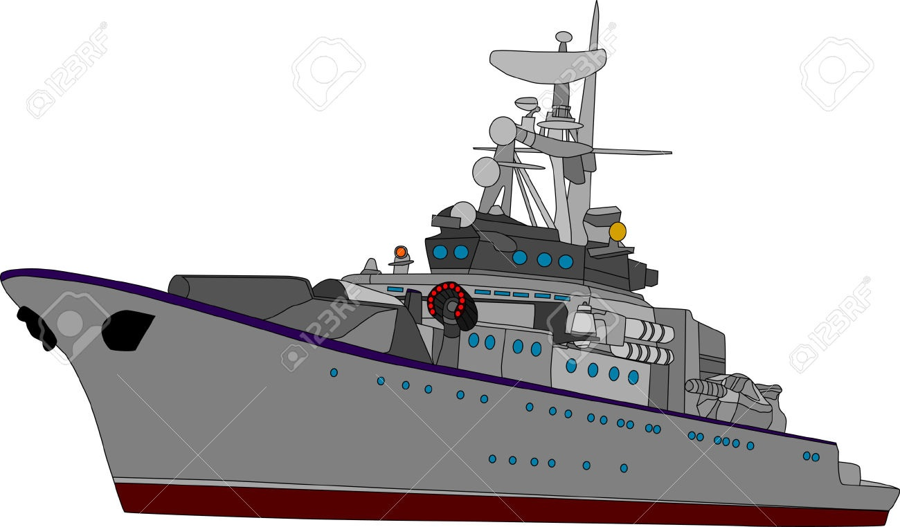 1300x762 Navy Clipart Military Ship