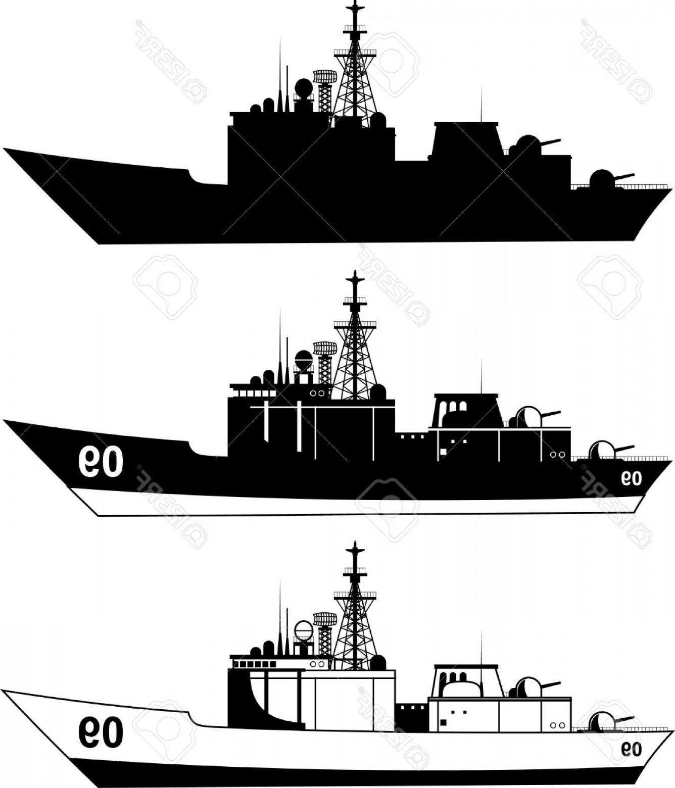 1336x1560 Photostock Vector War Military Ship Vector Illustration Arenawp