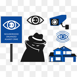 260x260 Neighborhood Watch Png, Vectors, Psd, And Clipart For Free