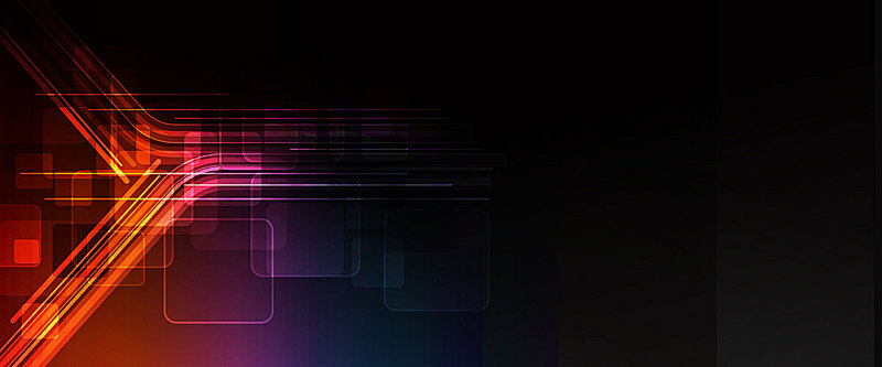 800x333 Neon Lines Vector Background, Neon, Line, Music Background Image