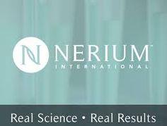 Nerium Logo Vector