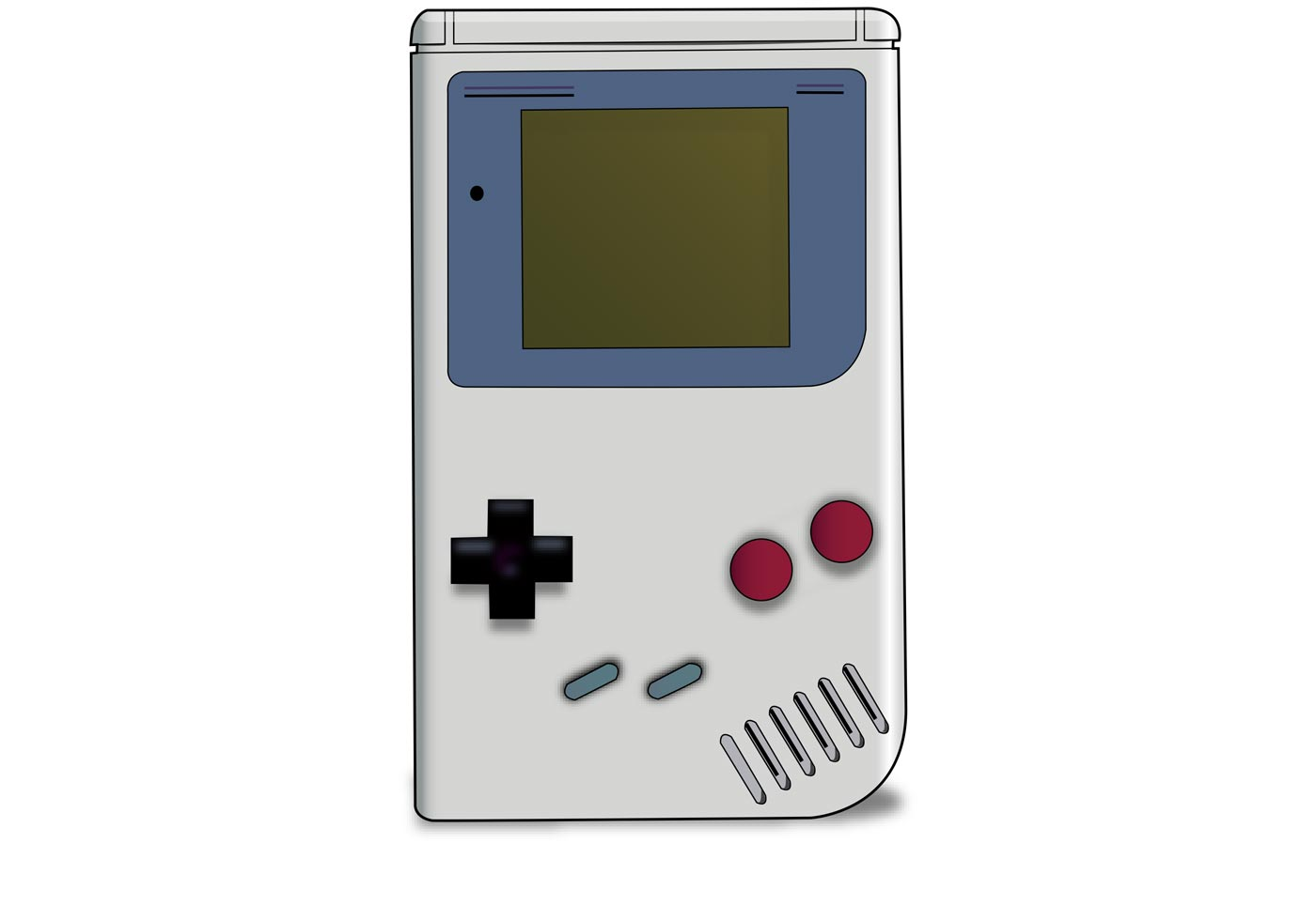 1400x980 Nintendo Free Vector Art