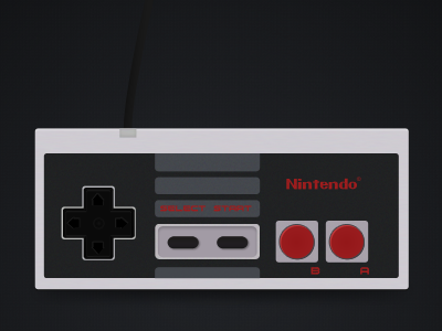 400x300 Free Nes Controller Clipart And Vector Graphics