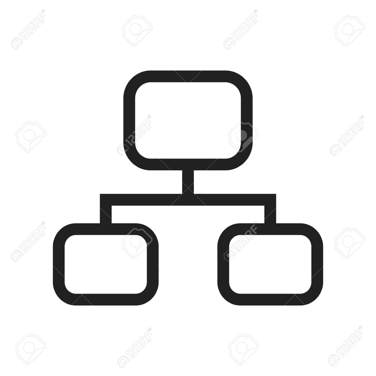 1300x1300 Network Icon Vector