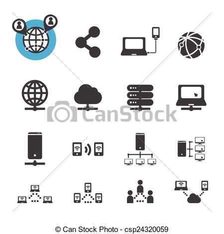 450x470 Network Icon.