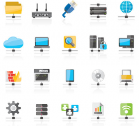 280x255 Network Vector Search Results Free Vector Graphics And Vector