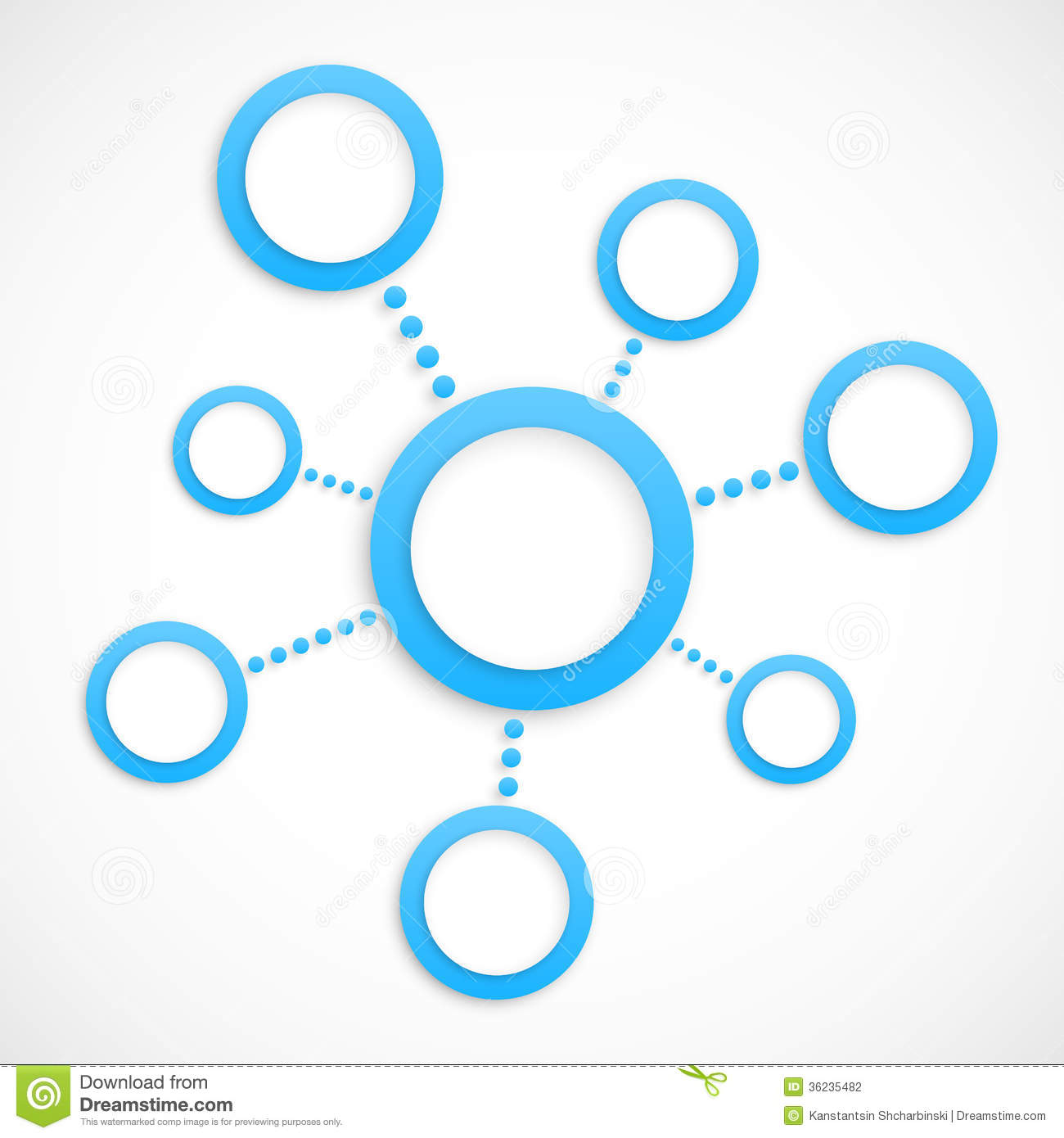 1300x1390 16 It Network Vector Graphic Images