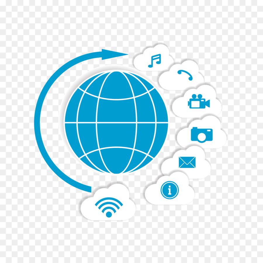 900x900 Computer Network Global Network