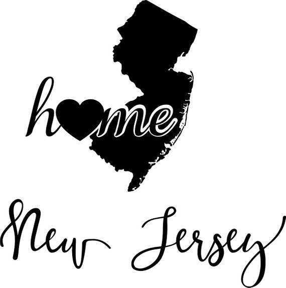 New Jersey Outline Vector at GetDrawings com | Free for