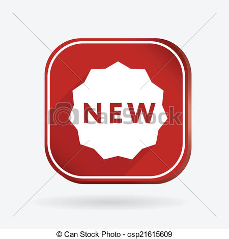 450x470 Label New. Color Square Icon. Label New Sign. Color Square Icon.