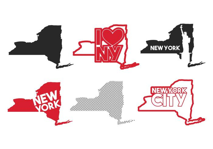 700x490 New York Map Clip Art New York Map Vector Download Free Vector Art