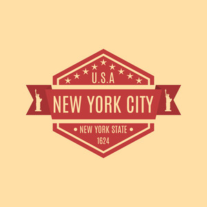 300x300 The Great Seal Of The State Of New York Royalty Free Vectors