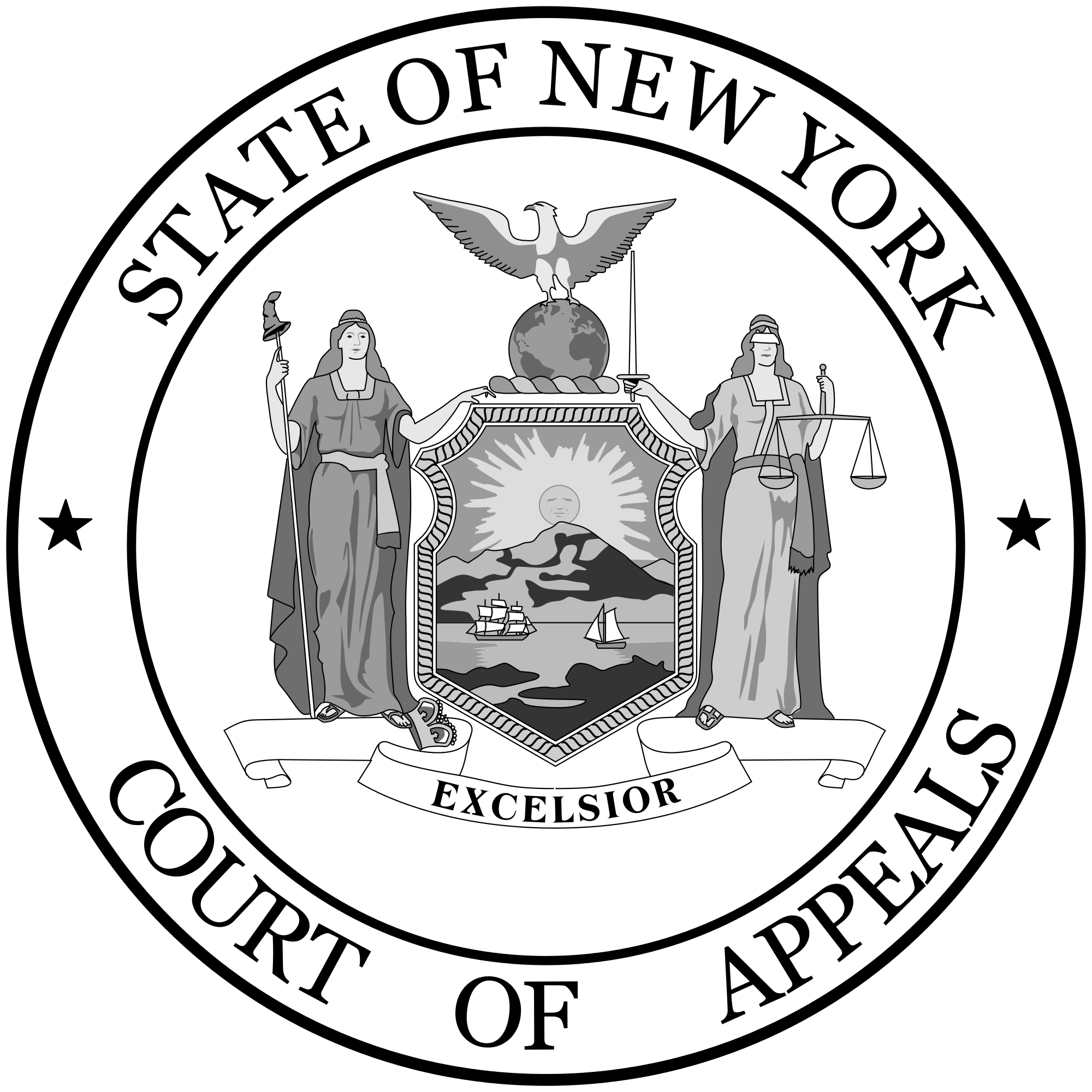 2000x2000 Fileseal Of The New York Court Of Appeals.svg