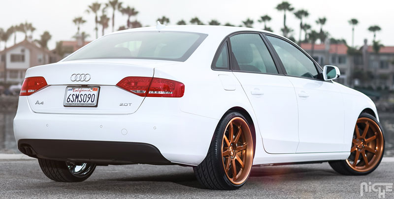 800x405 Car Audi S4 On Niche Forged Vector Wheels California Wheels