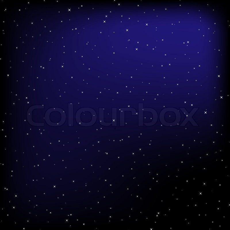 Night Sky Vector at GetDrawings com | Free for personal use Night
