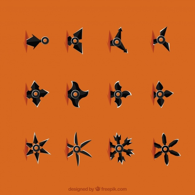 626x626 Ninja Star Vectors, Photos And Psd Files Free Download