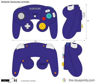 Nintendo Controller Vector at GetDrawings com | Free for