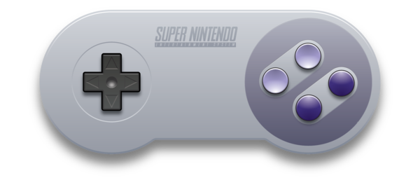 600x274 Realistic Vector Snes Controller Wip By The Penciler