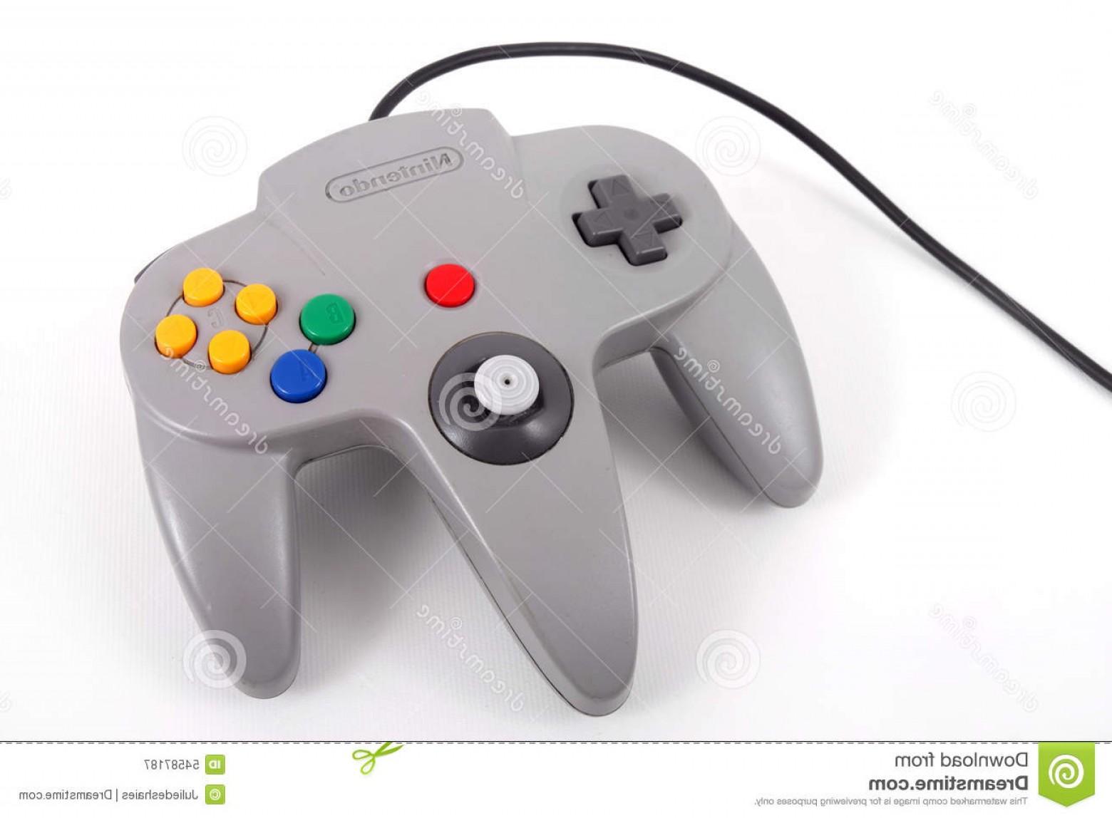 1560x1148 Vector Nintendo Game Control Lazttweet