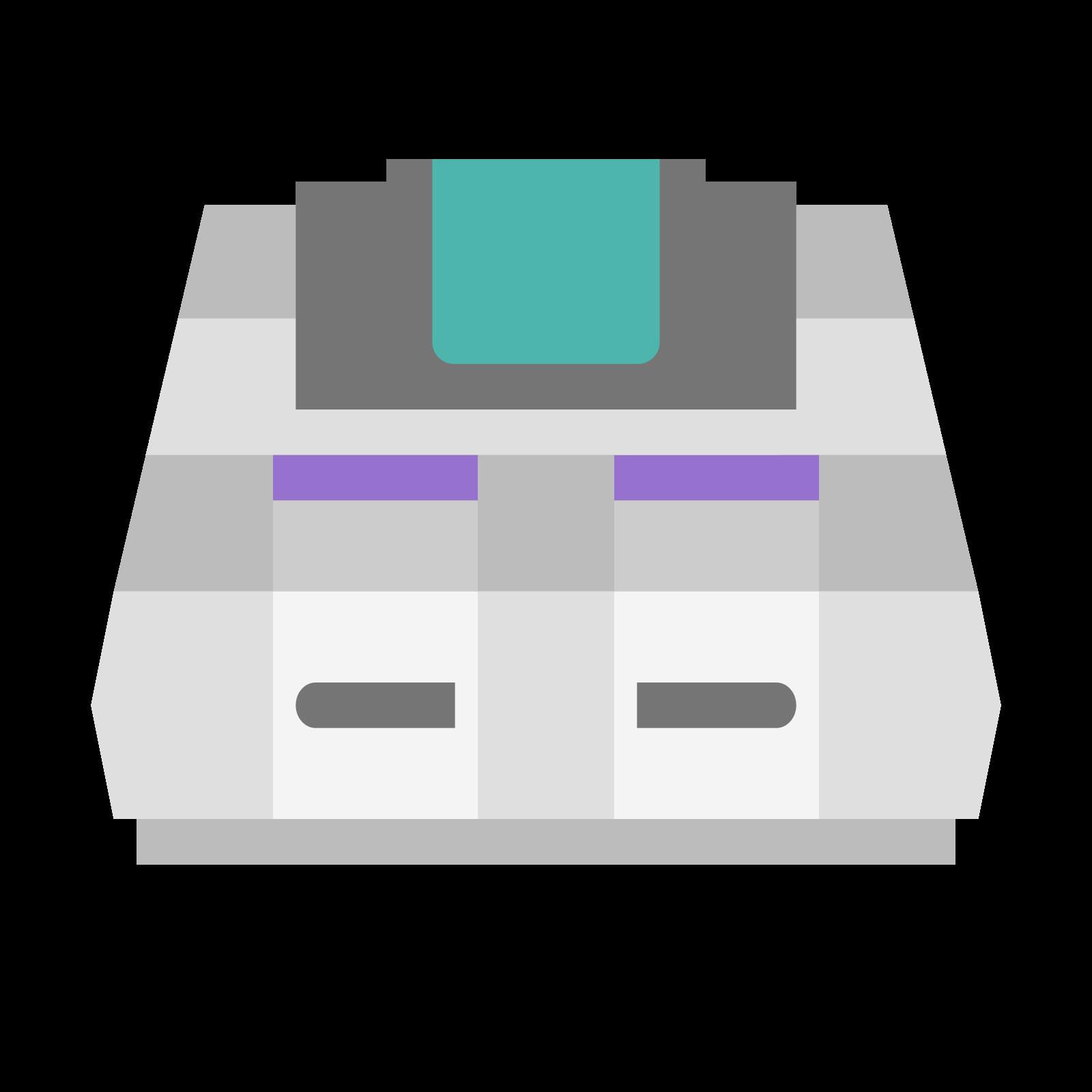 1600x1600 Super Nintendo Entertainment System Icon
