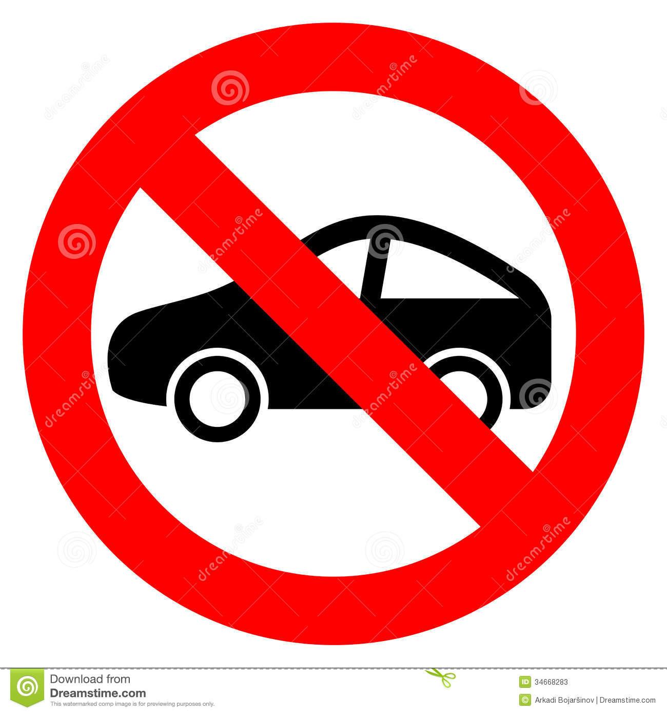 1300x1390 No Parking Car Clipart