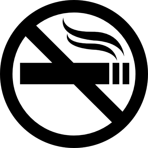 626x626 No Smoking Sign Icons Free Download