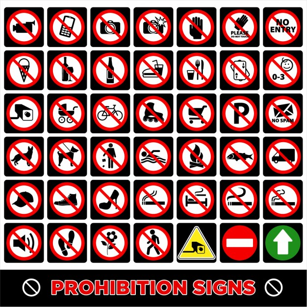 626x626 Prohibited Vectors, Photos And Psd Files Free Download